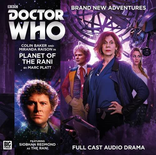 Planet of the Rani (Doctor Who Main Range) pdf