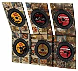 Grindhouse Limited Edition 6-DVD Boxset: Grind House + Planet Terror + Death Proof (Japanese Import)