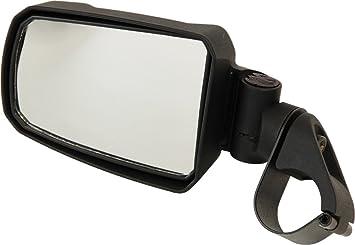 "Seizmik Pursuit Side View Mirrors for 2/"" Bars ATV UTV Side-by-Side"