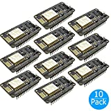 10-pack EEEkit New Version ESP8266 NodeMCU LUA CP2102 ESP-12E Internet WIFI Development Board Open source Serial Wireless Module Works Great with Arduino IDE/Micropython