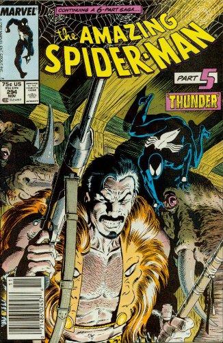 Amazing Spider-Man #294 Thunder