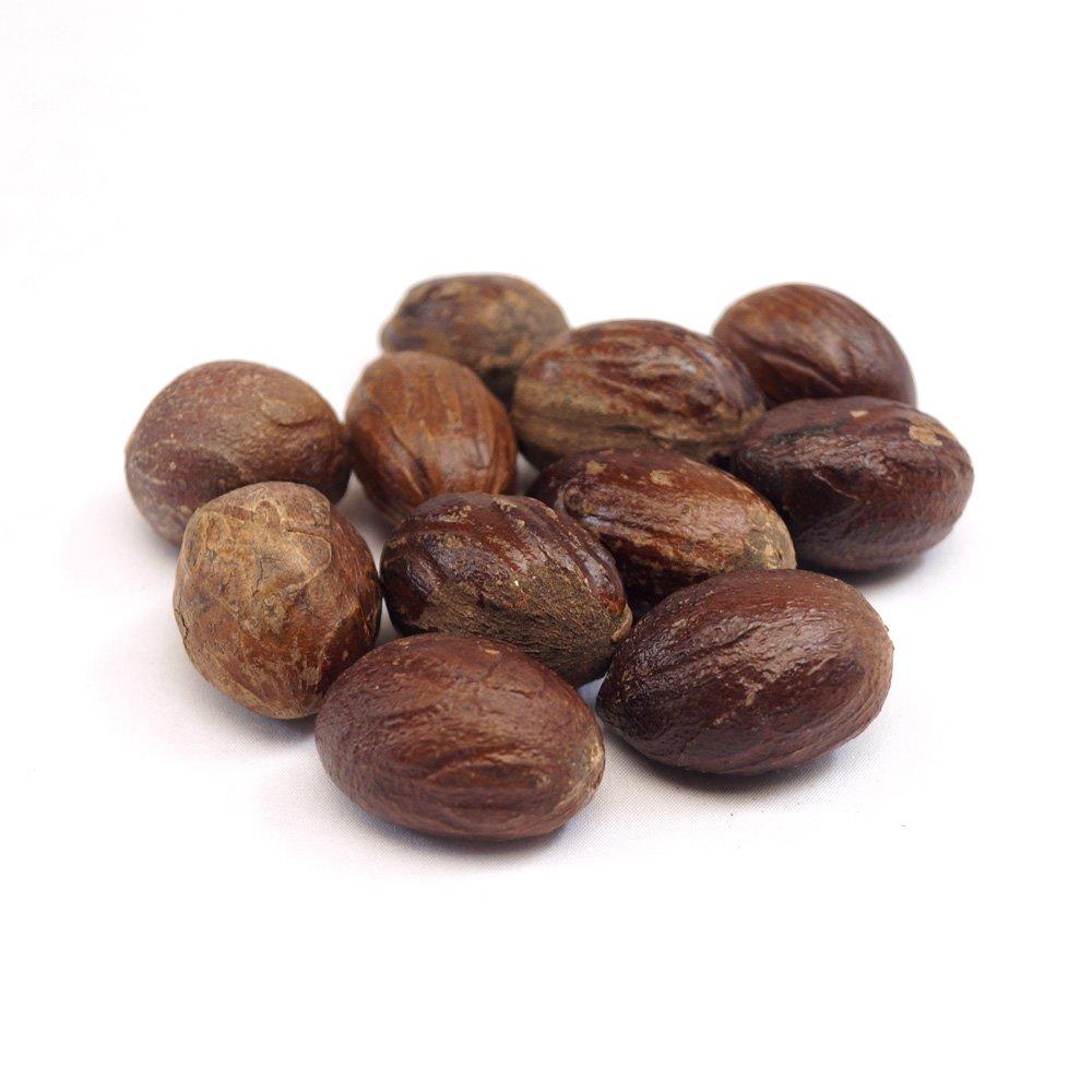 Ikshvaku Organics Nutmeg (Jaakai) | Natural Indian Farm Products from Malnad, Mangalore | ONE Pack