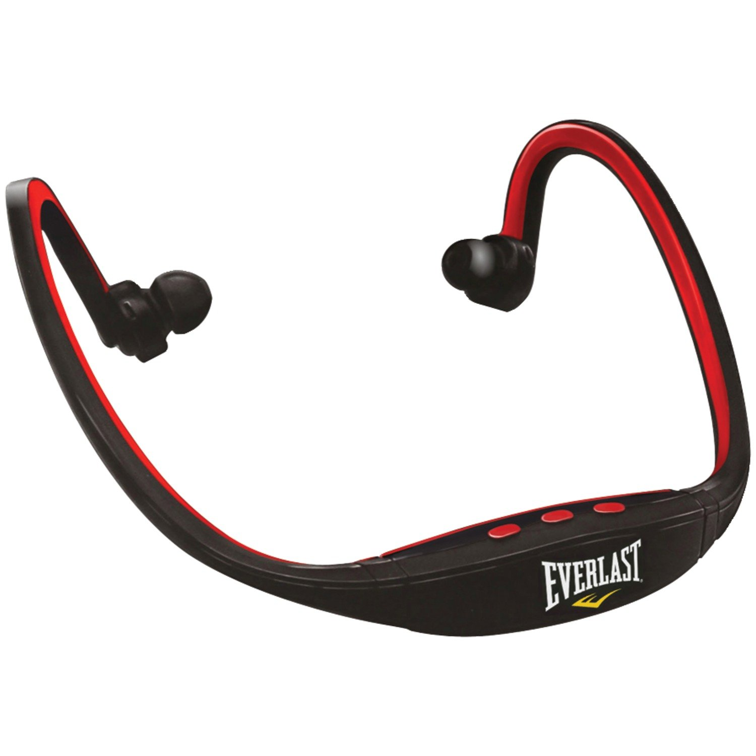 Everlast Head Rock Bluetooth Headphones With Microphone (red) EV6829