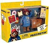 #7: Paddington Bear Teddy Bear Paddington Movie Toys & Suitcase 8 Pc Set
