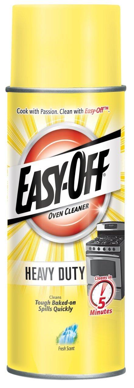 Easy-Off Heavy Duty Oven Cleaner, Regular Scent 14.5 oz Can Reckitt Benckiser 6233887980