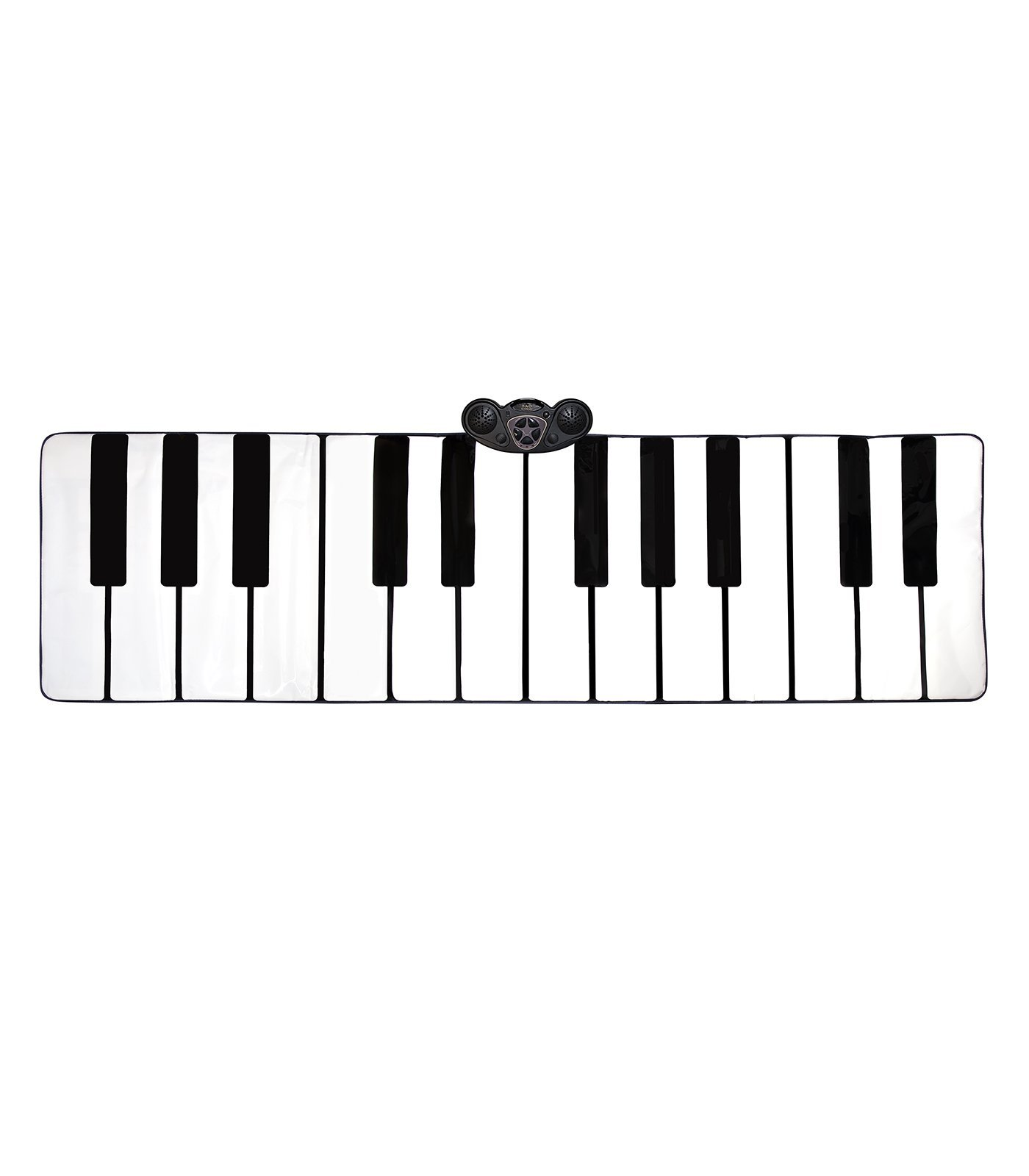 FAO Schwarz Ultimate Piano Dance Mat - 101 X 20-Inch Giant Musical Step 'N' Play Mat For Children - Perform Classic Tunes With Your Feet!, 38 Different Notes - Record & Playback Functions
