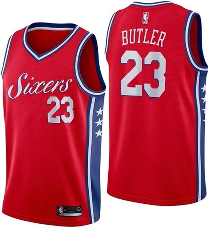 Uniforme de Baloncesto de Verano NBA # 23 Philadelphia 76ers ...