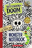 img - for Monster Notebook: A Branches Book (The Notebook of Doom) book / textbook / text book
