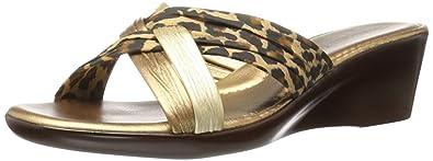 cf6414925fd39c ITALIAN Shoemakers Women s 162m Wedge Sandal
