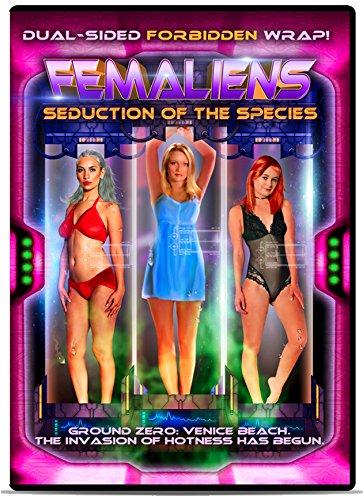 Femaliens Seduction of the Species DVD