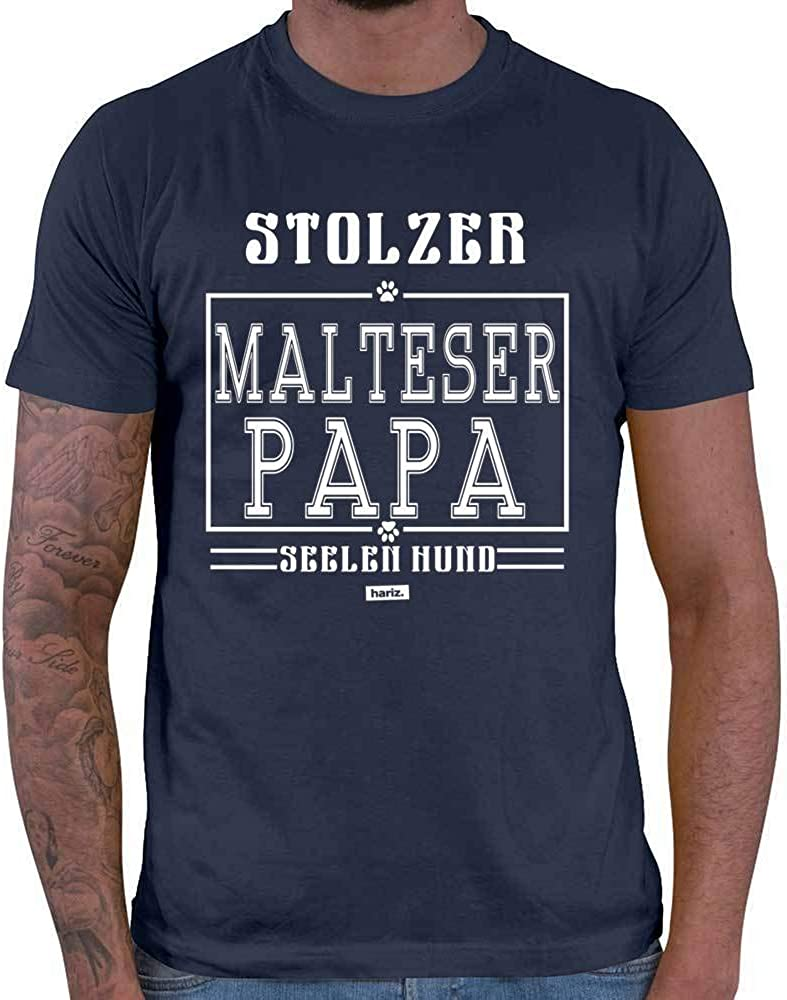 Hariz - Camiseta para hombre con texto en inglés