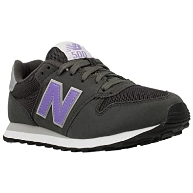 photos officielles b75ae 57648 New Balance - W500 - Couleur: Argent-Noir-Violet - Pointure ...