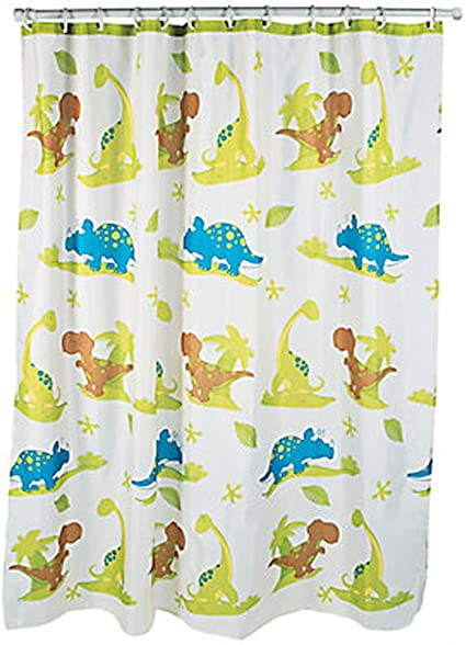 camo fabric shower curtain boys kids