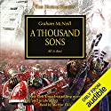 A Thousand Sons: The Horus Heresy, Book 12 Hörbuch von Graham McNeill Gesprochen von: Martyn Ellis
