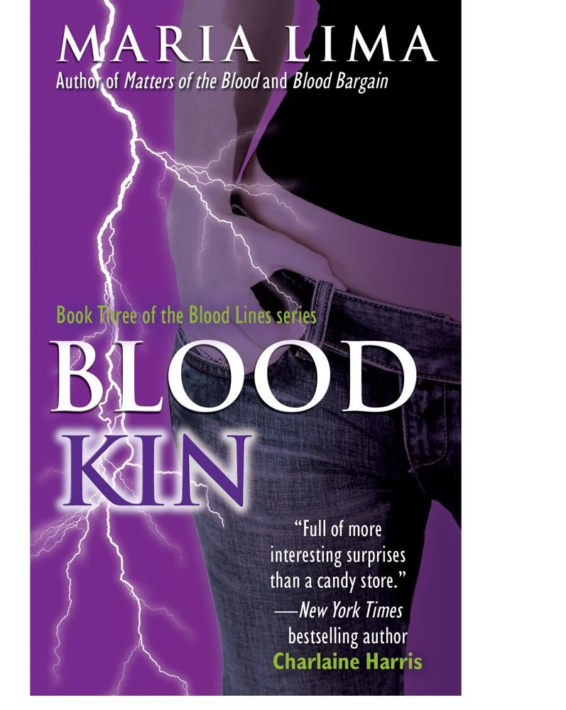 Blood Kin (Blood Lines, Book 3) ebook