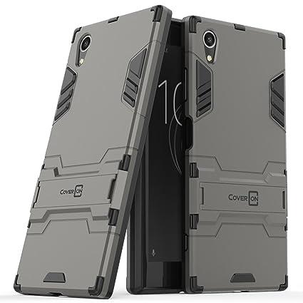 Amazon.com: Sony Xperia XA1 Plus Caso, coveron Shadow Armor ...