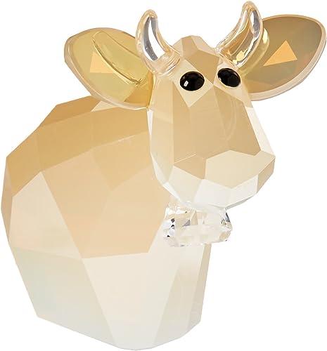 SWAROVSKI Mini Mo Figurine, Platinum White