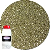 Glitter My World! Craft Glitter By The Pound (fine): Champagne