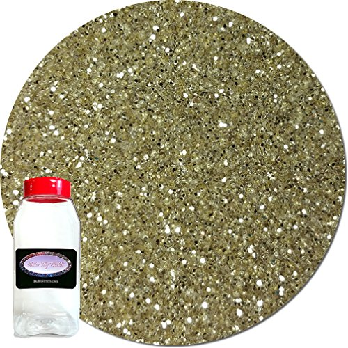 Glitter My World! Craft Glitter By The Pound (fine): Champagne by Glitter My World!