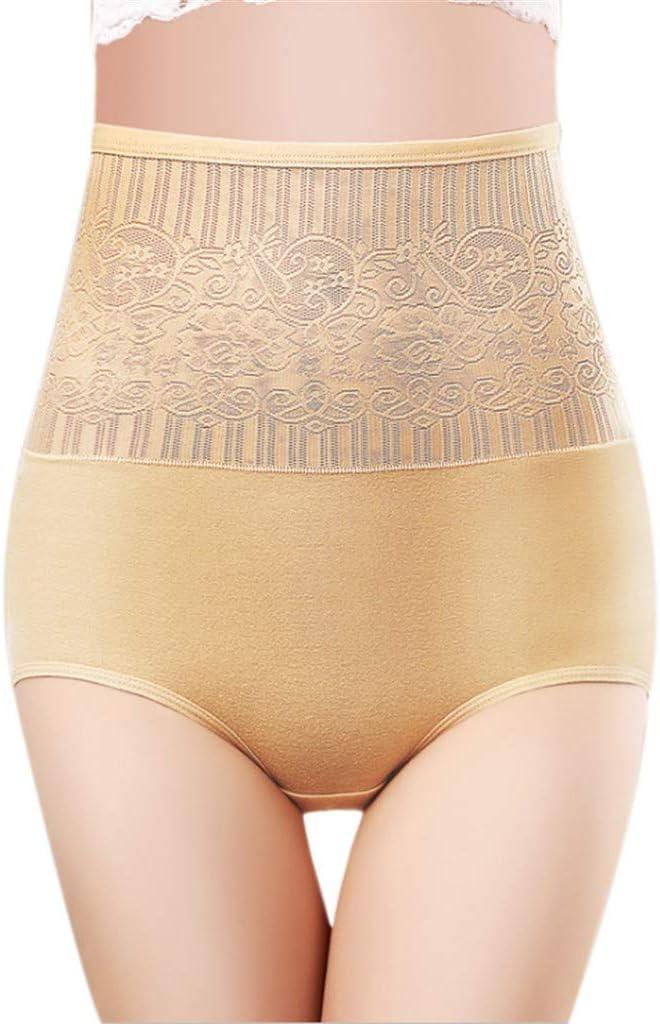 BHYDRY Calzoncillos de Las Mujeres Ropa Interior cómoda de algodón ...