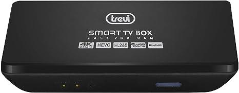 Trevi 365 S8 Smart Box TV 2 GB: Amazon.es: Electrónica