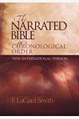 The Narrated Bible in Chronological Order (NIV) Hardcover