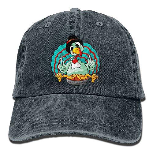 Hainingshihongyu Cartoon Turkey Baseball Caps Adult Sport Cowboy Trucker Hats Adjustable - In Rhode Island Malls