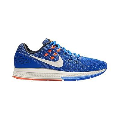 new style 4dca8 54569 Nike Damen W Air Zoom Structure 19 Laufschuhe Azul (Racer BlueSail-Blk