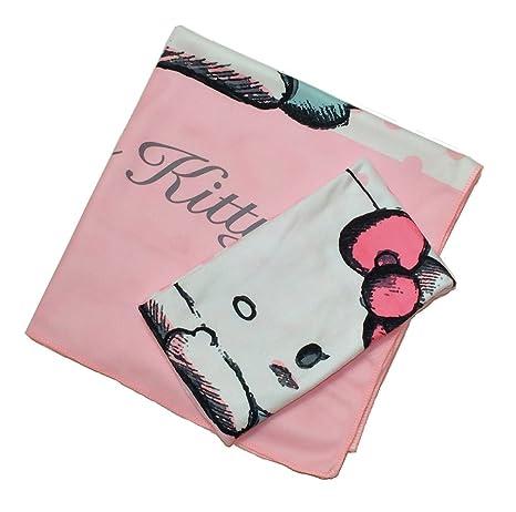 Hello Kitty Angels - Juego de toallas infantil