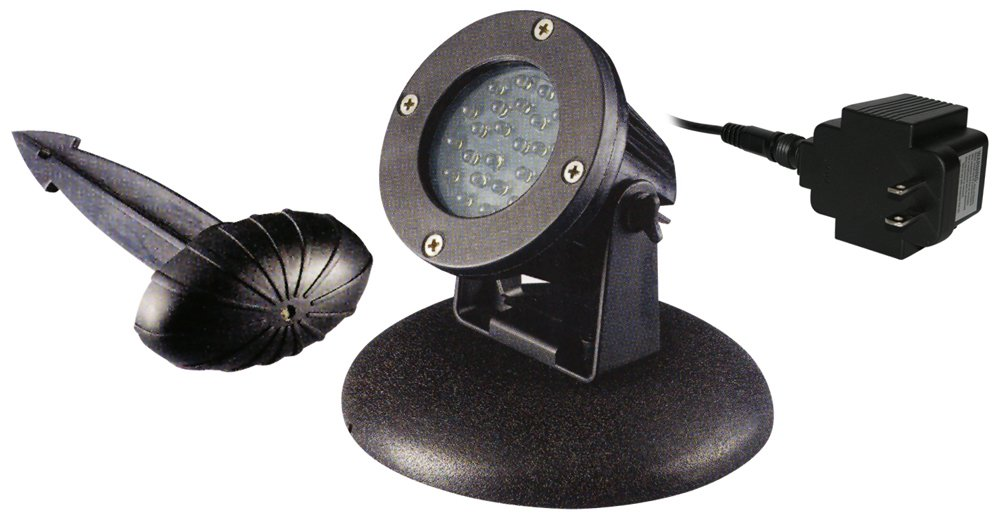 Alpine Luminosity LED236T Super Bright White LED Pond Light & Photo Cell