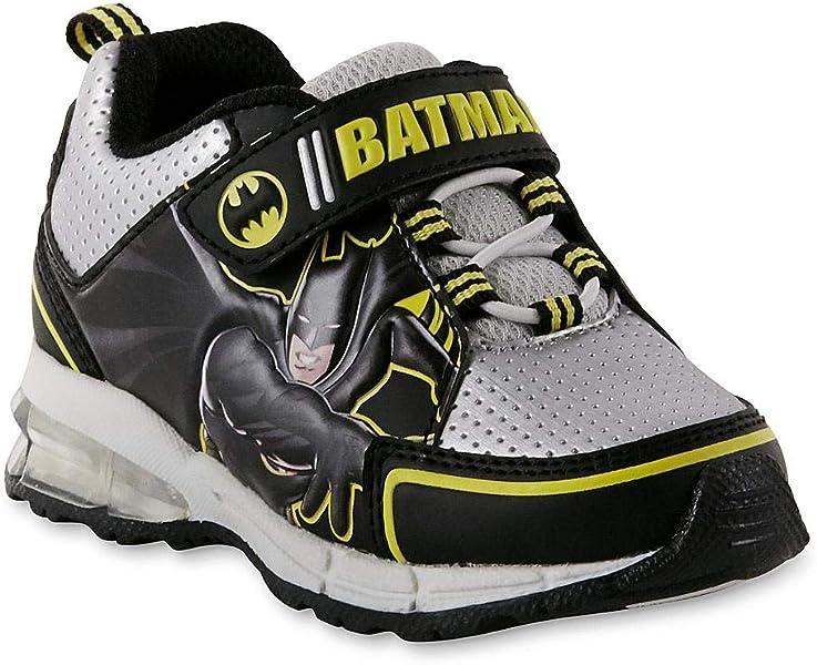 4dec4a51564264 DC Comics Toddler Boys  Batman Sneaker