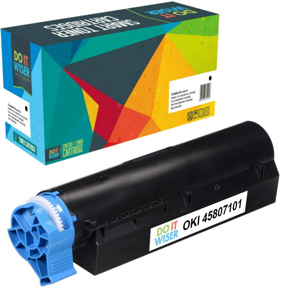 Toner Alternativo ( X1 ) Negro B412 B432 B512 MB472 MB492 MB562-4580710 1000-Paginas
