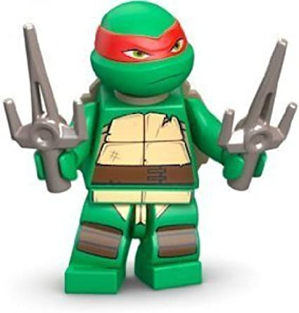 Amazon.com: LEGO Teenage Mutant Ninja Turtles: Raphael: Toys ...