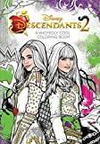 img - for Descendants 2 A Wickedly Cool Coloring Book (Art of Coloring) book / textbook / text book