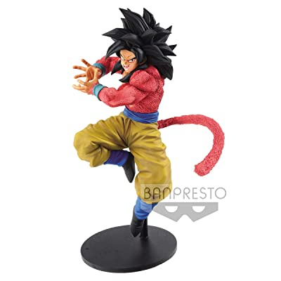 Banpresto Dragon Ball GT Son GOKOU Figure x10 Kamehameha: Toys & Games