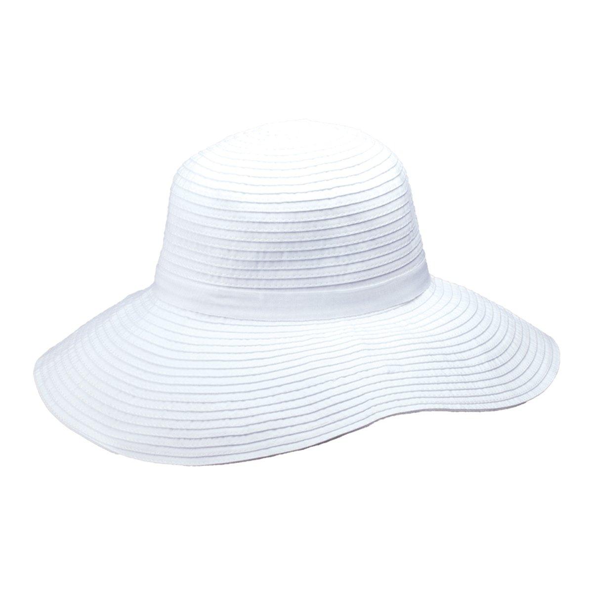 Peter Grimm Womens Malena Resort Hat White