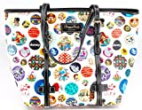 Disney Dooney & Bourke Buttons Tote Bag