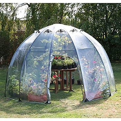Tierra Garden Haxnicks Garden Sunbubble Greenhouse