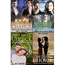 """Choices and Chances"" Inspirational Romance Boxed Set"