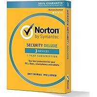 Norton Security Deluxe 3 dispositivi - Abbonamento 1 anno