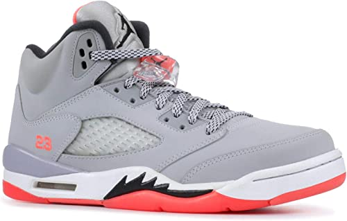Girls Air Jordan 5 V Retro GS Hot Lava