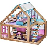 Serra Baby Mentari Wooden Baby House