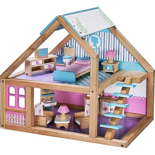 Serra Baby Mentari Wooden Baby House by Serra Baby