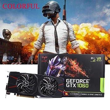 Tarjeta gráfica GTX 1060 Momola Colorful iGame GTX 1060 ...