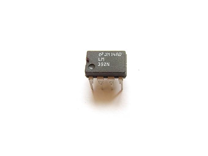 Semiconductor Nacional Lm392N amplificador operacional/comparador de 8 pin Pdip