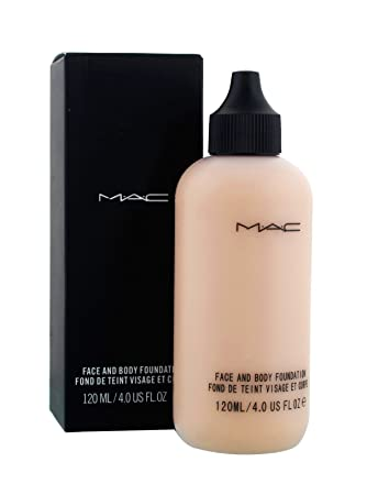 mac cosmetics studio face and body foundation 50 ml shade c3 amazon