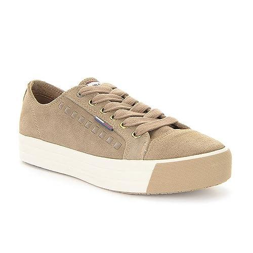 Zapatillas Tommy Hilfiger LYON 3B Gris - Color - GRIS, Talla - 37: Amazon.es: Zapatos y complementos