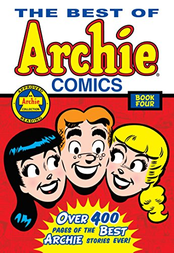 The Best of Archie Comics Book 4 (Best English Magazines In India)