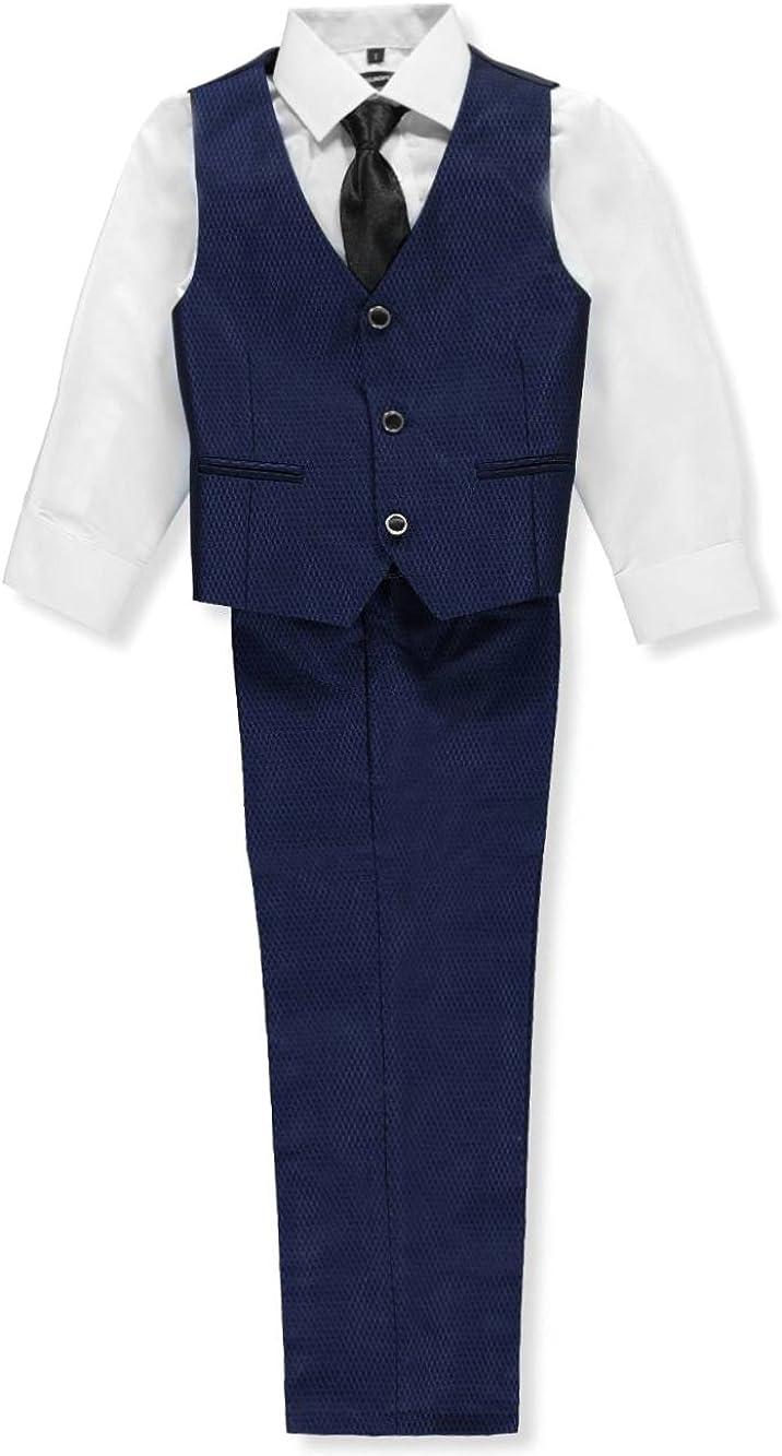Kids World Boys/' 5-Piece Suit Pants Set