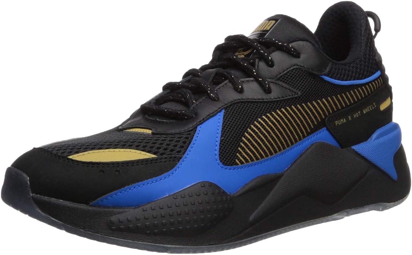 PUMA Men's Rs-x Toys Hotwheels Sneaker